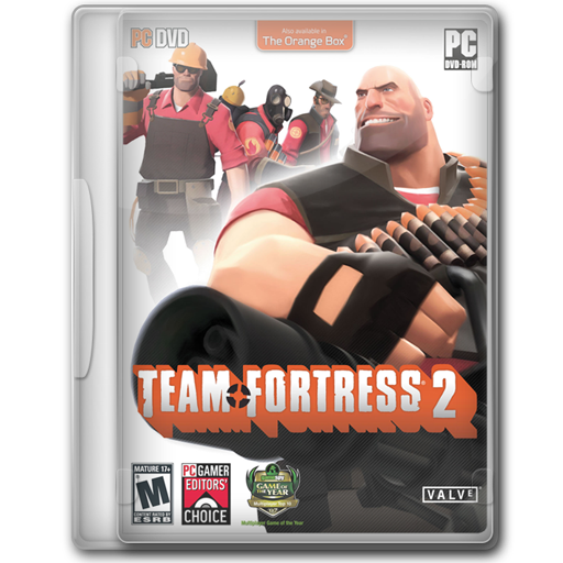 Team Fortress Icon