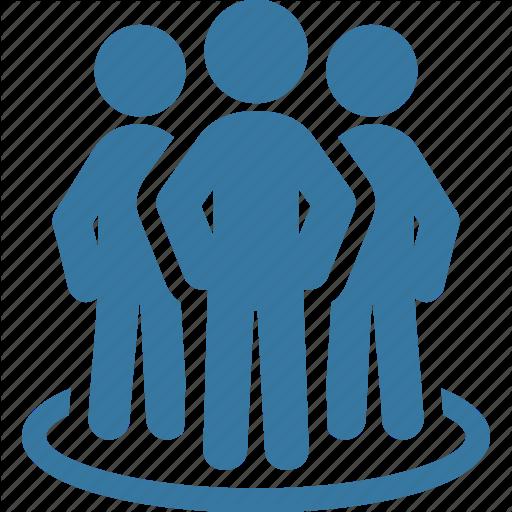 Group, Leadership, Team Icon