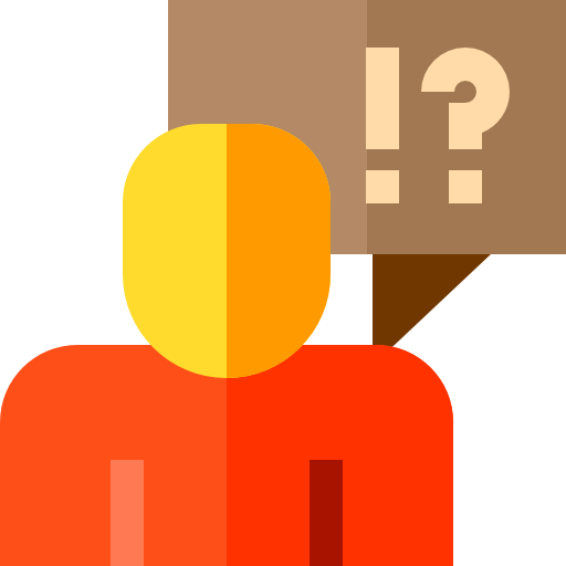 Customer Question Icon Tech Support Freepik