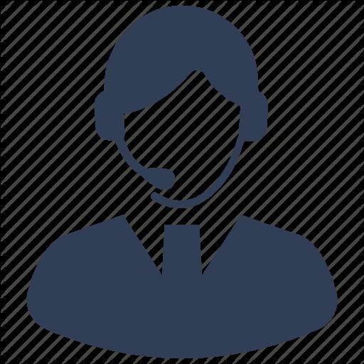Customer Service, Help Desk, Helpline, Support, Technical Support Icon