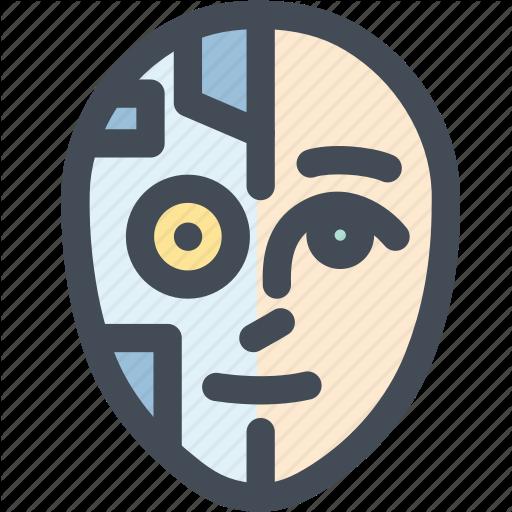Humanoid, Machine, Robot, Science, Technology Icon Icon Set Iconos