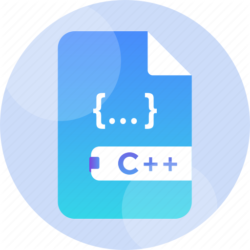 C, Code, Document, Language, Program, Programming, Technology Icon
