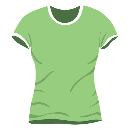 Green Men T Shirt Icon