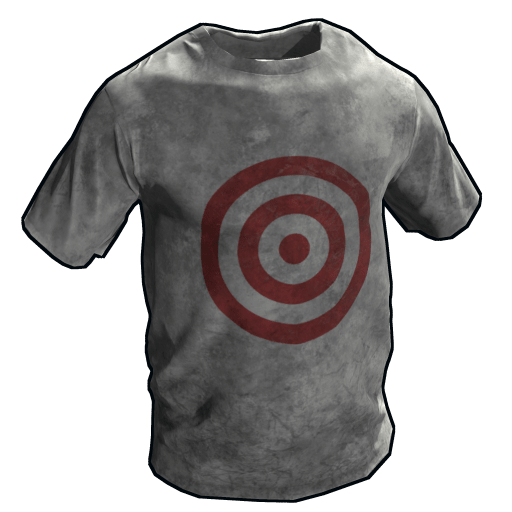 Target Practice T Shirt Rust Wiki Fandom Powered