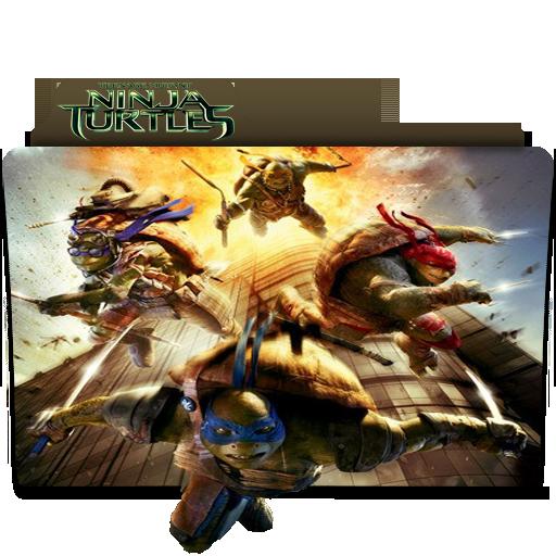 Teenage Mutant Ninja Turtles Folder Icon