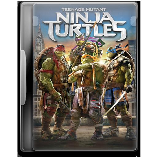 Teenage Mutant Ninja Turtles Icon Movie Mega Pack Iconset