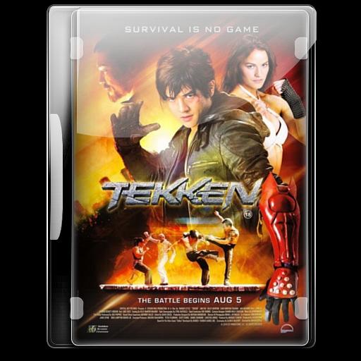 Tekken Icon English Movies Iconset Danzakuduro