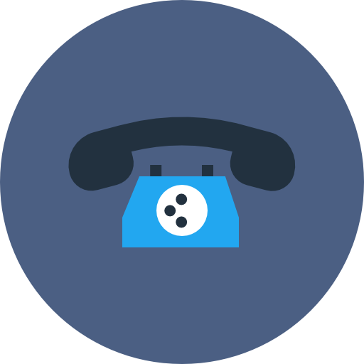 Telefone Livre De Free Flat Business Icons