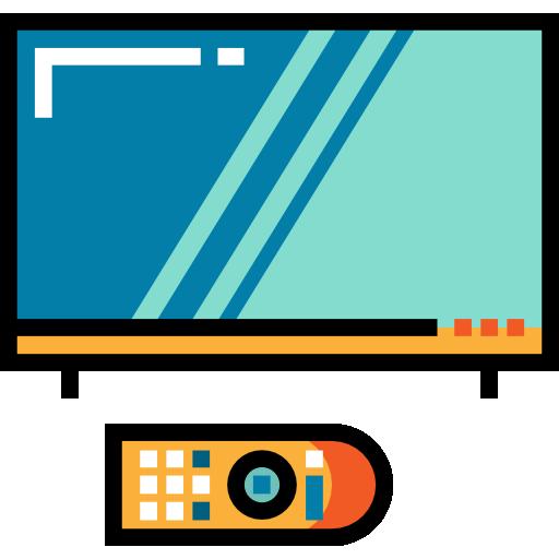 Television Icon Communications Freepik