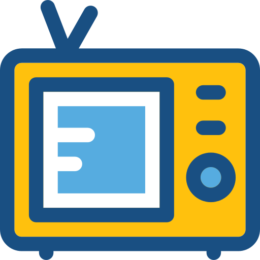 Television Tv Monitor Png Icon