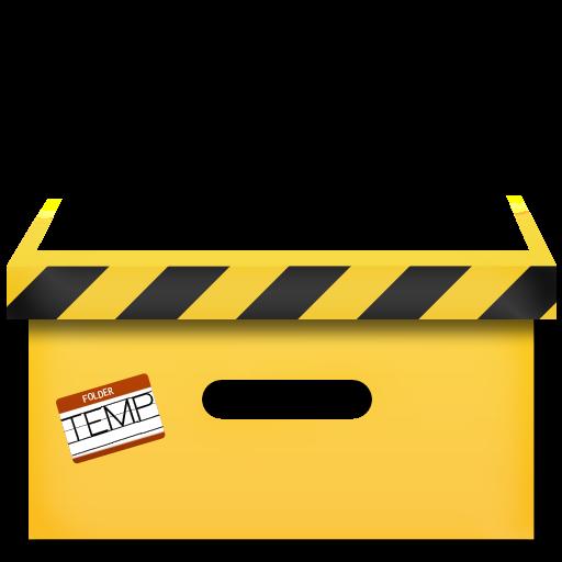 Temp, Stacks Icon
