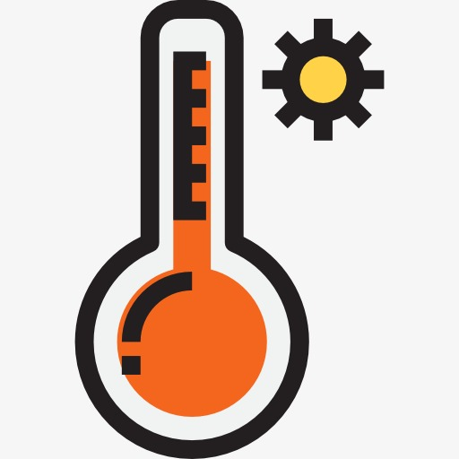 Thermometer, Temperature Table, Air Temperature Png