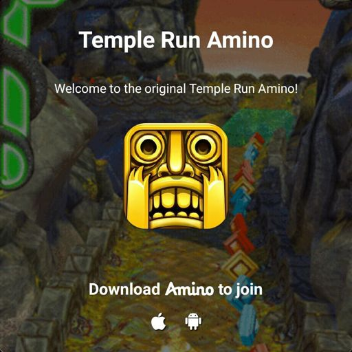 Temple Run Amino Promo Amino