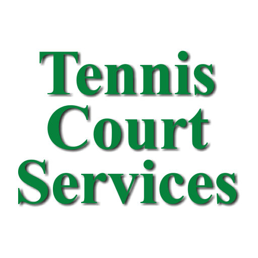 Tennis Court Services Professional Tennis Court Painting