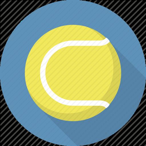 Ball, Circle, Flatballicons, Sport, Tennis Icon