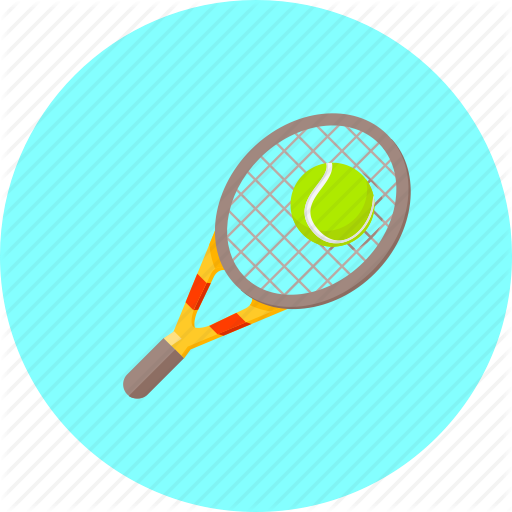 Ball, Equipment, Game, Lawn Tennis, Racket, Sport, Tennis Icon