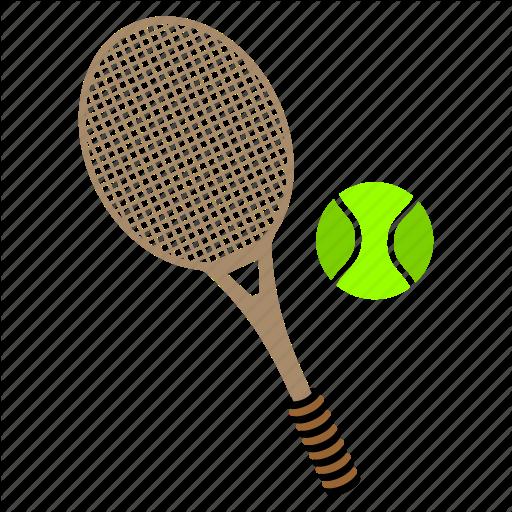 Ball, Games, Long, Play, Racket, Sports, Tennis Icon