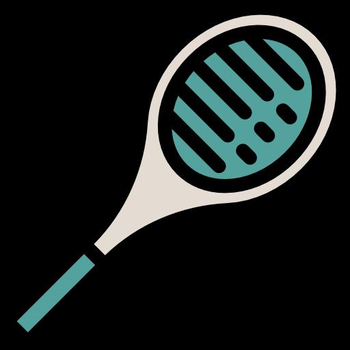 Sportive, Racket, Tennis Icon