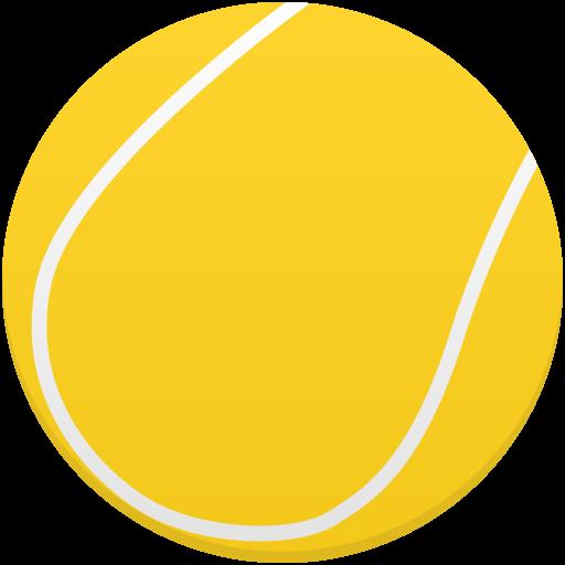 Sport Tennis Icon Flatastic Iconset Custom Icon Design