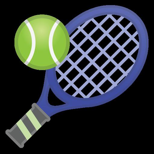Tennis Icon Noto Emoji Activities Iconset Google