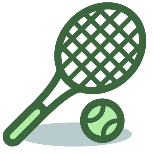 Tennis Icon With Png And Vector Format For Free Unlimited Download