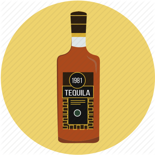 Alcohol, Beverage, Bottle, Drink, Drinks, Tequila Icon
