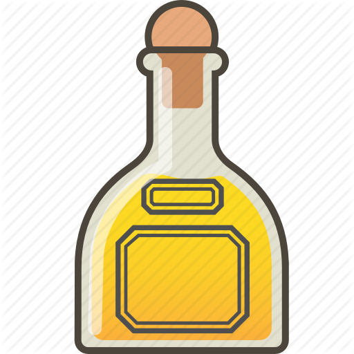 Bottle, Drink Shot, Reposado, Tequila Icon