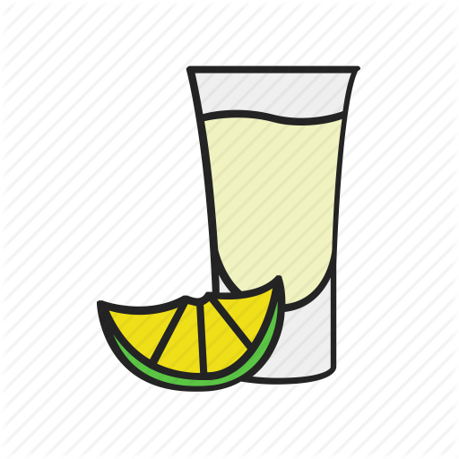 Shot, Tequila Icon