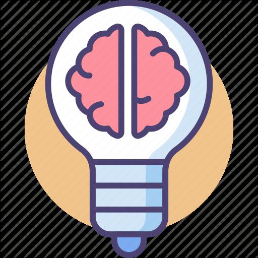 Brain, Idea, Intelligence, Iq Icon