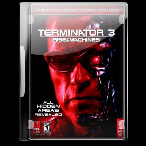 Terminator Rise Of The Machines Icon English Movies Iconset