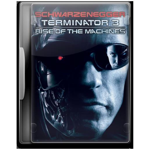 Terminator Rise Of The Machines Icon Movie Mega Pack Iconset