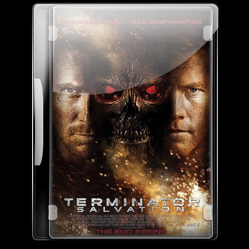 Terminator Salvation Icon English Movies Iconset Danzakuduro