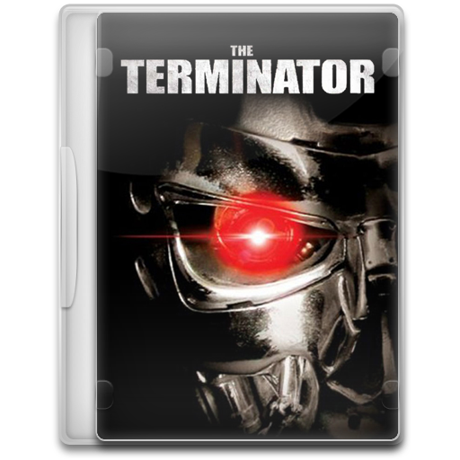 The Terminator Icon Movie Mega Pack Iconset
