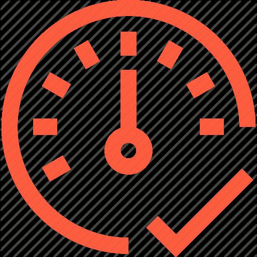 Complete, Done, Speed, Speedtest, Success, Test Icon