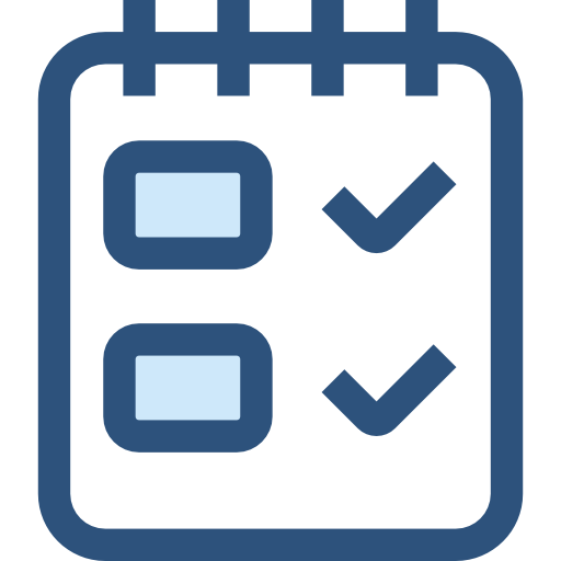 Education, Exam, Document, File, Archive, Test Icon