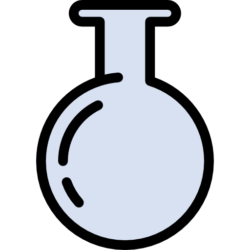 Test Tube, Science, Chemical Icon