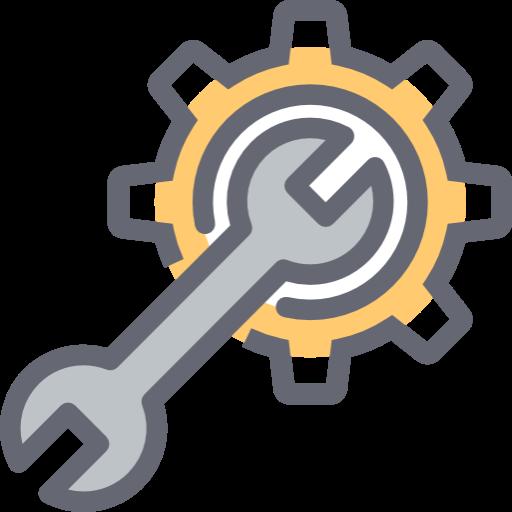 Test Icona Libero Di Flat Line User Experience Icon Set