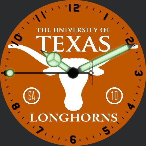 Texas Longhorns Copy For Watch Urbane