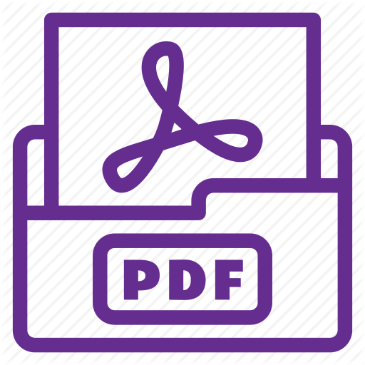 Document, Extension, Type, Flat Color, Pdf, Pdf File, Text