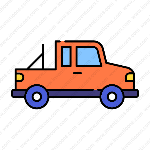 Download Transport,offroad,lineal,color Icon Inventicons