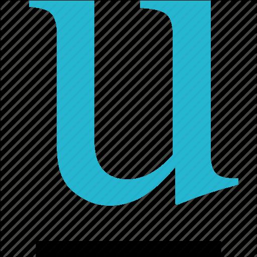 Editor, Line, Text, Underline Icon