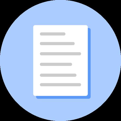 Text, Editor Icon Free Of Macaron
