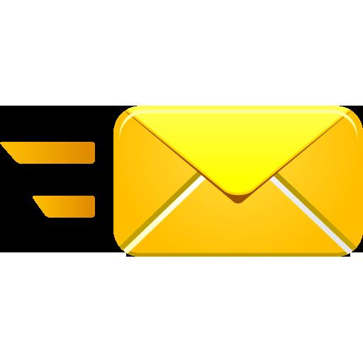 Mail Message Send Icon Pretty Office Iconset Custom Icon Design