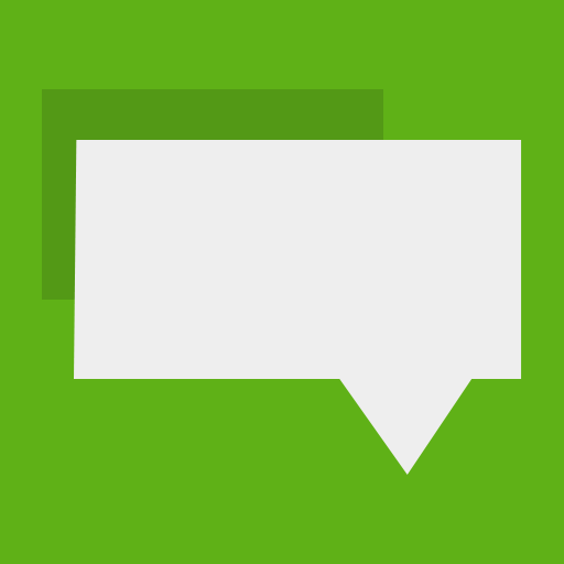 Messages Of Green Flag Icon Download Free Icons