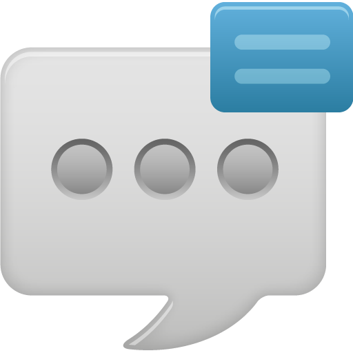 Show, Text, Message Icon Free Of Pretty Office Icons