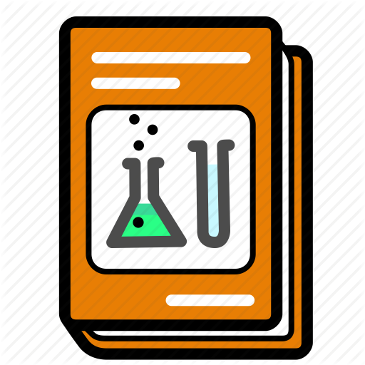 Book, Chemistry, Schoolbook, Science, Textbook Icon