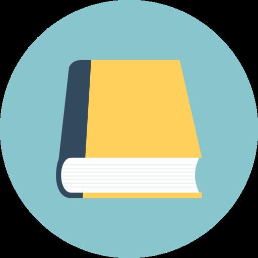 School Textbook, Textbook Icon
