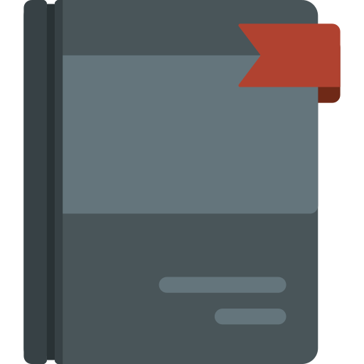 Textbook Png Icon