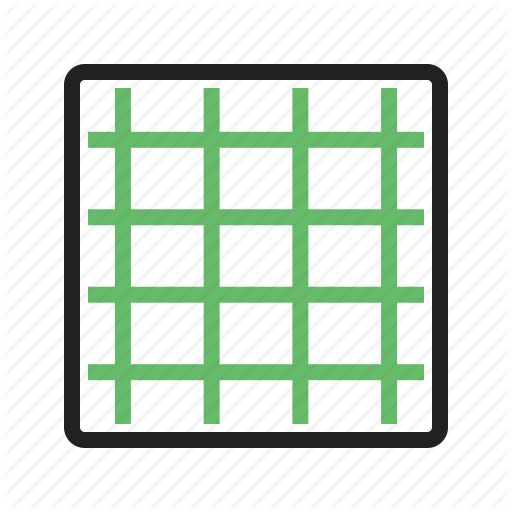 Blue, Grid, Image, On, Pattern, Screen, Sketch, Texture Icon