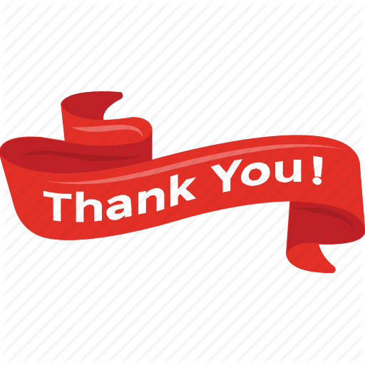 Banner, Card, Decoration, Ribbon, Thank You Icon